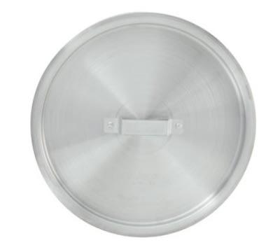 Winco ALPC-60 Stock Pot Cover for 60-qt Pots & 24-qt Braziers, Aluminum