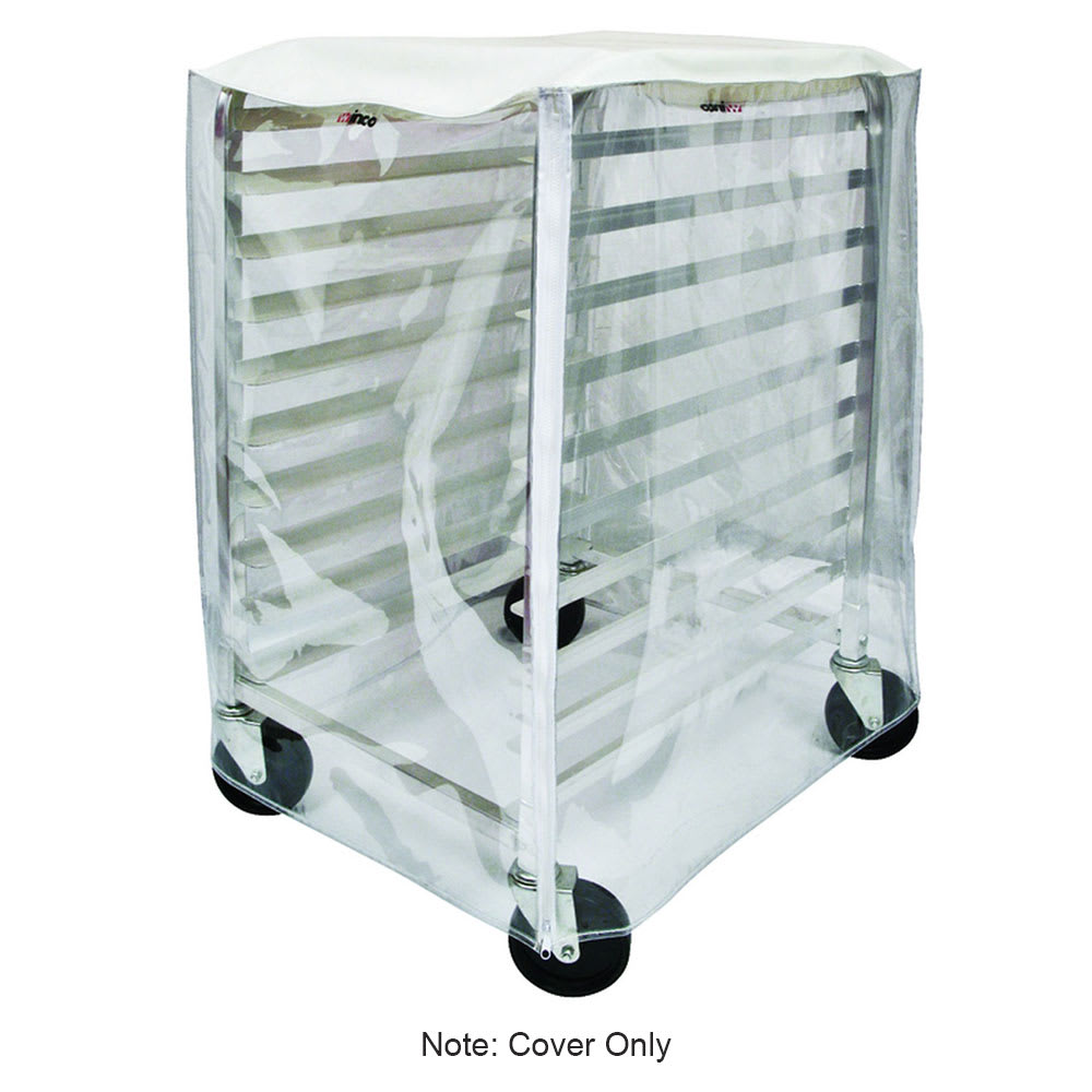 Winco ALRK-10-CV Sheet Pan Rack Cover for (10) Tiers