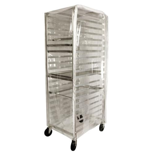 Winco ALRK-20-CV Sheet Pan Rack Cover for (20) & (30) Tiers