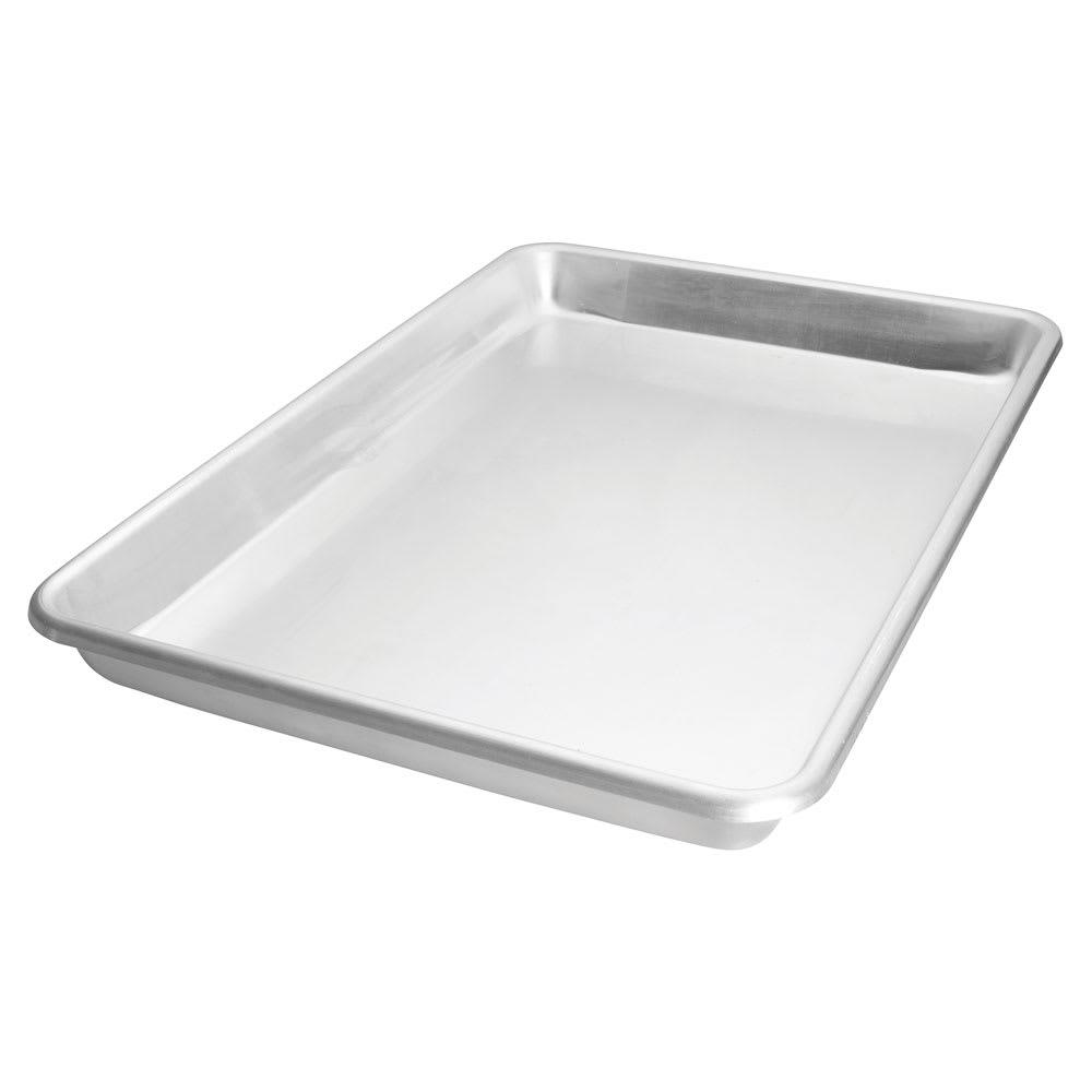 "Winco ALRP-1826 Bake Roast Pan, 17.75 x 25.75 x 2.25"", Aluminum"