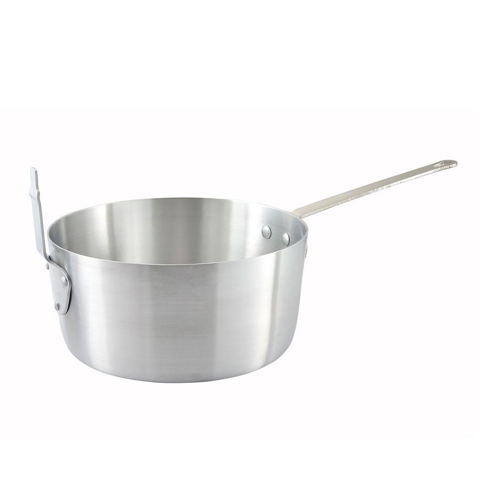 Winco ALSP-10 10 qt Fryer/Pasta Pan - Aluminum