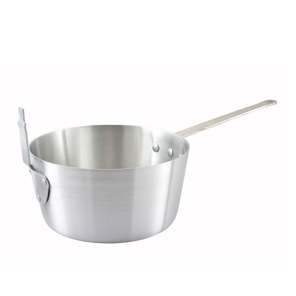 Winco ALSP-7 7 qt Fryer/Pasta Pan - Aluminum