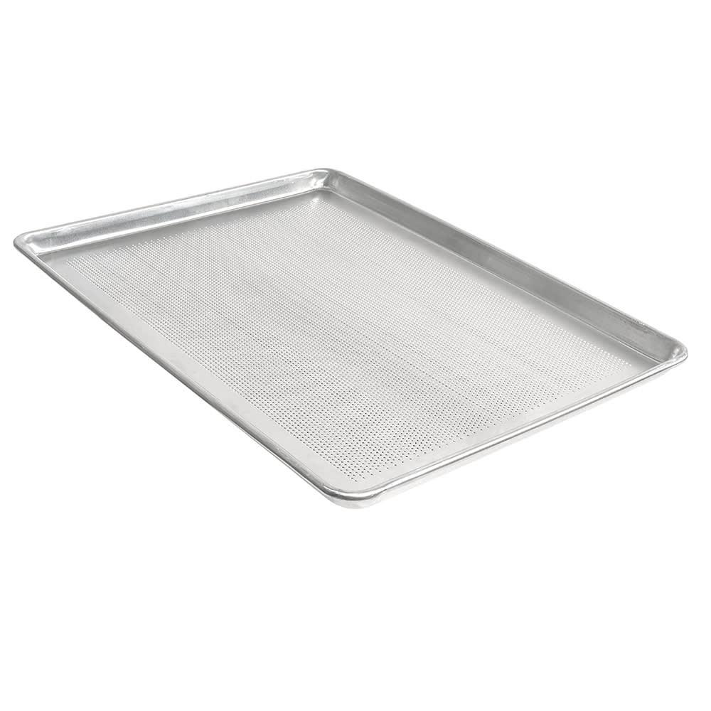 "Winco ALXP1826P Perforated Aluminum Sheet Pan, 18 x 26"""