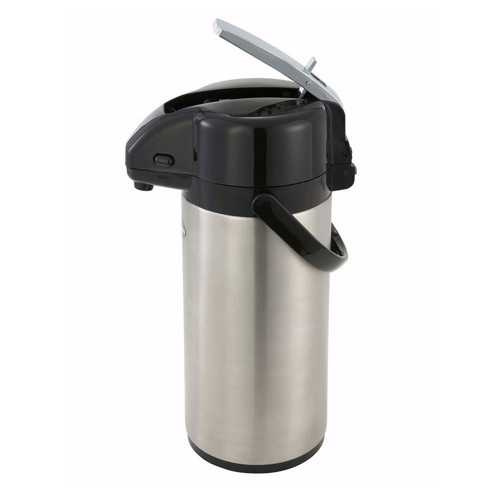 Winco APSK-725 2.5 L Vacuum Server w/ Stainless Body & Liner, Lever-Top