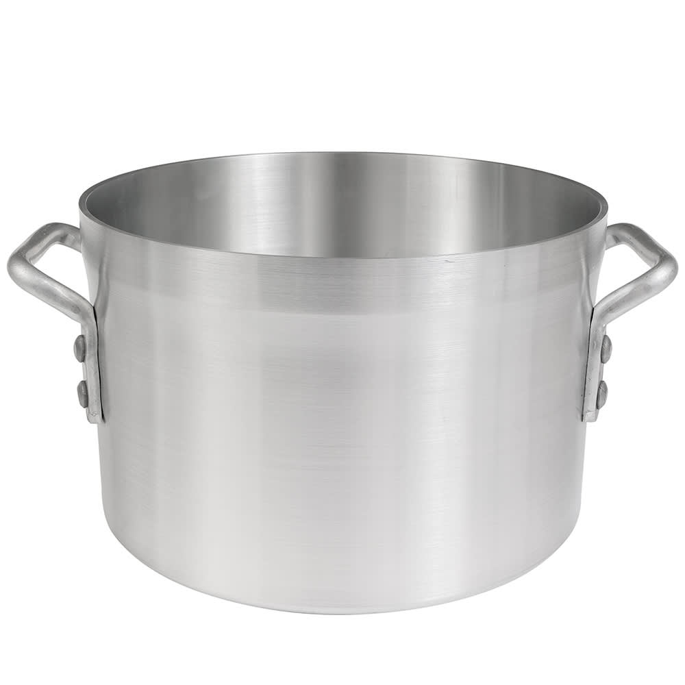 Winco AXS-8 8.5-qt Aluminum Stock Pot