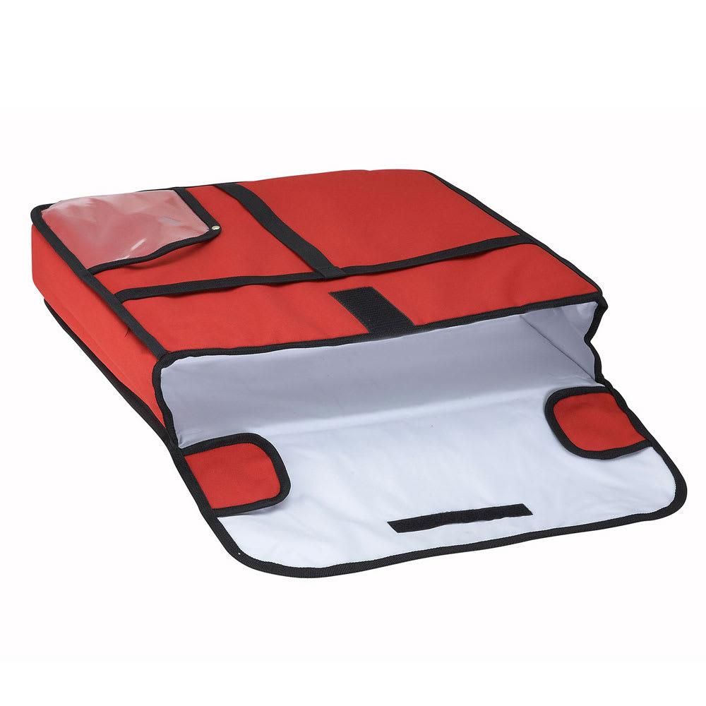 """Winco BGPZ-20 Pizza Delivery Bag, 20 x 20 x 5"""""""