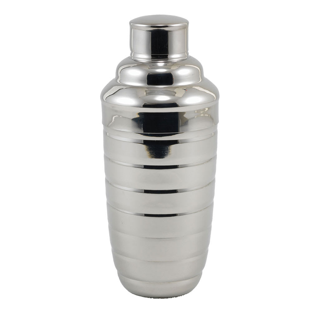 Winco BS-3B 24-oz Cocktail Shaker, Stainless