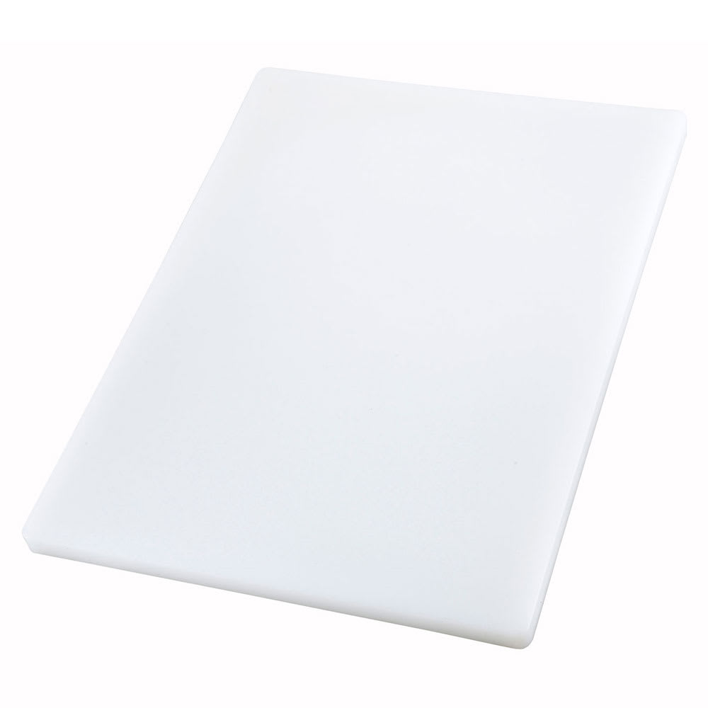 "Winco CBXH-1520 Cutting Board, 15 x 20 x 1"", White"