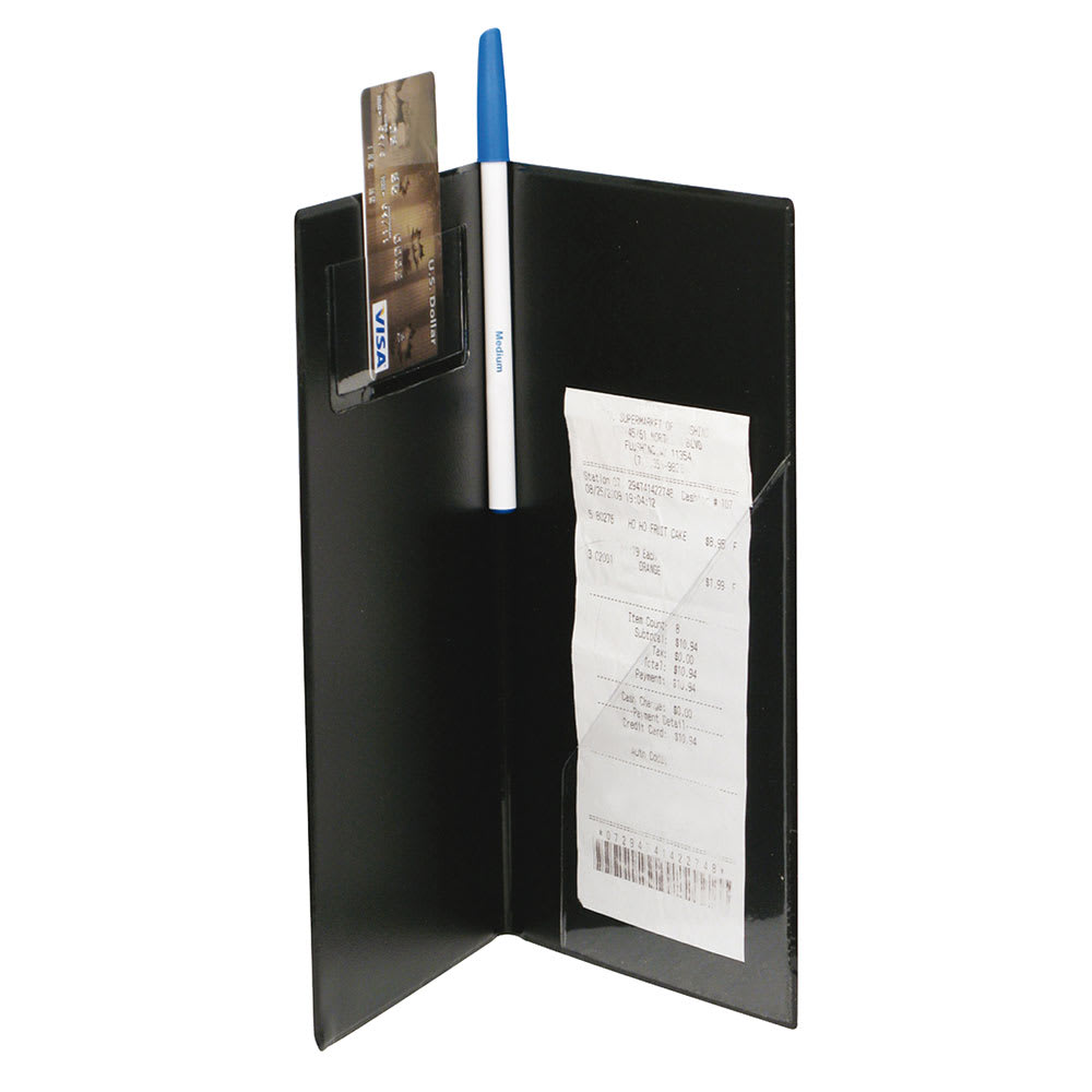 "Winco CHK-1K Check Holder, 10"" X 5.5"" X .5"""