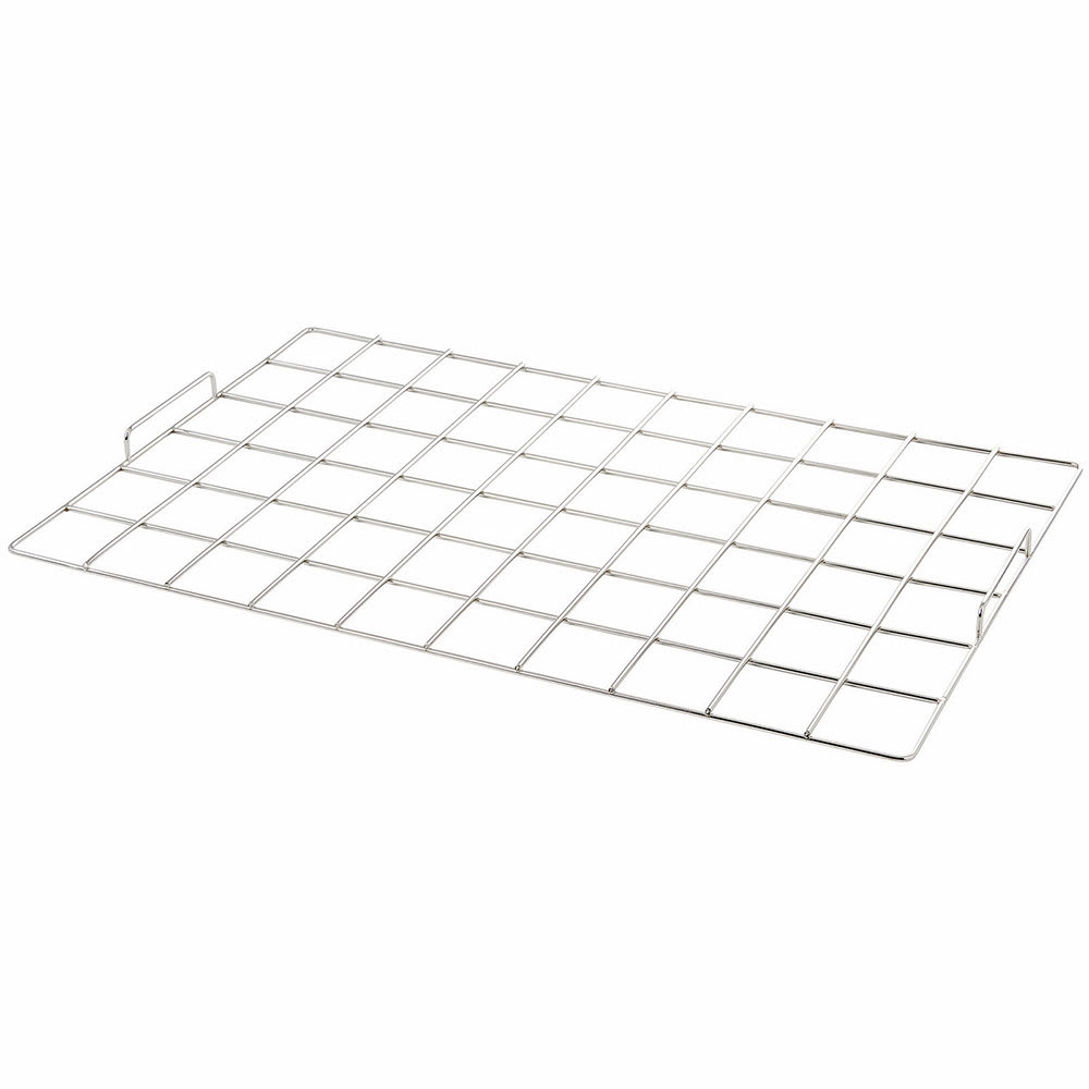 """Winco CKM-610 60 Square Cake Marker - 6"""" x 10"""", Stainless"""
