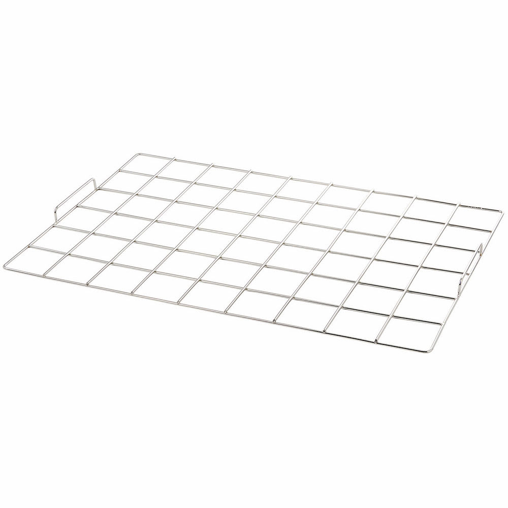 """Winco CKM-69 56-Square Cake Marker - 6"""" x 9"""", Stainless"""