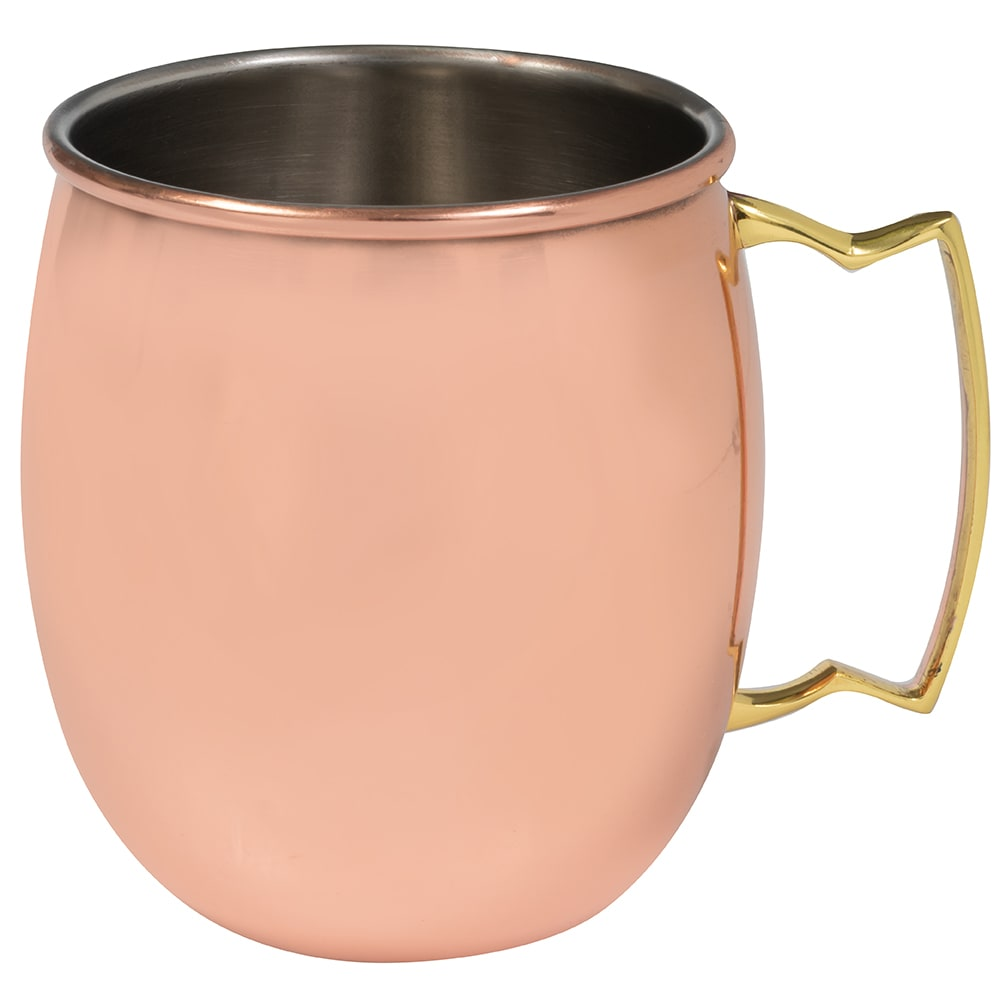 Winco CMM-20 20 oz Moscow Mule Mug, Copper
