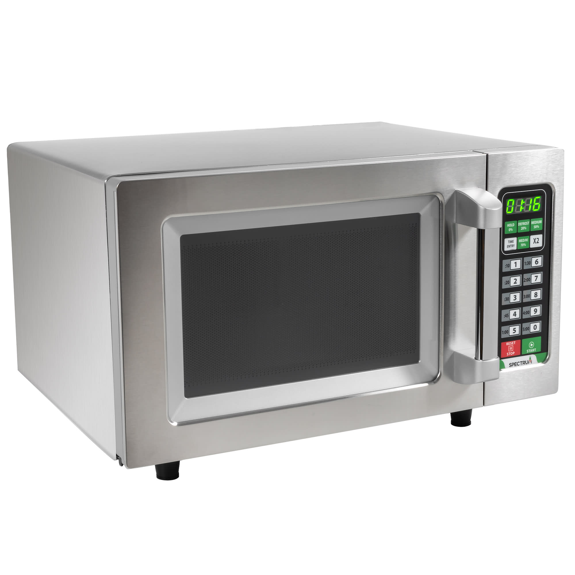 Winco EMW-1000ST 1000w Commercial Microwave w/ Touch Pad, 120v