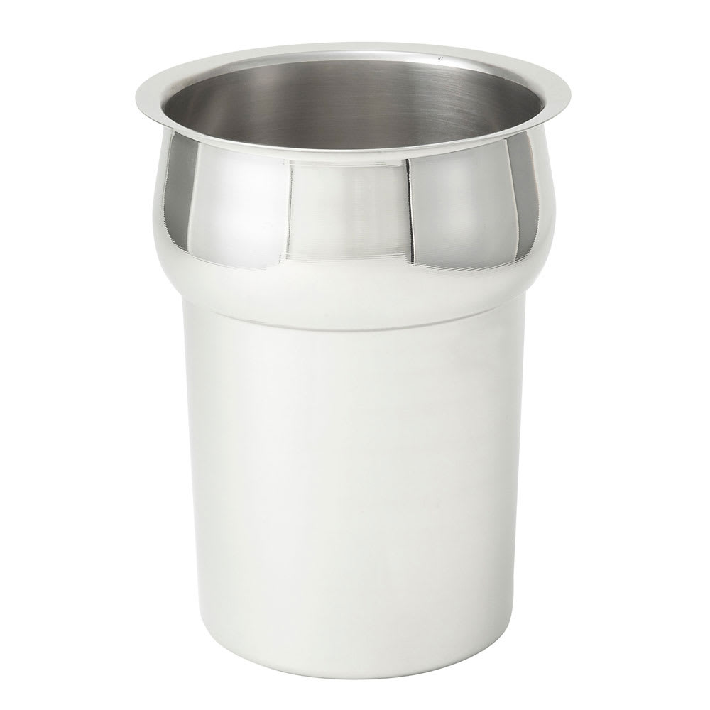 Winco INS-2.5 2.5-qt Inset, Stainless