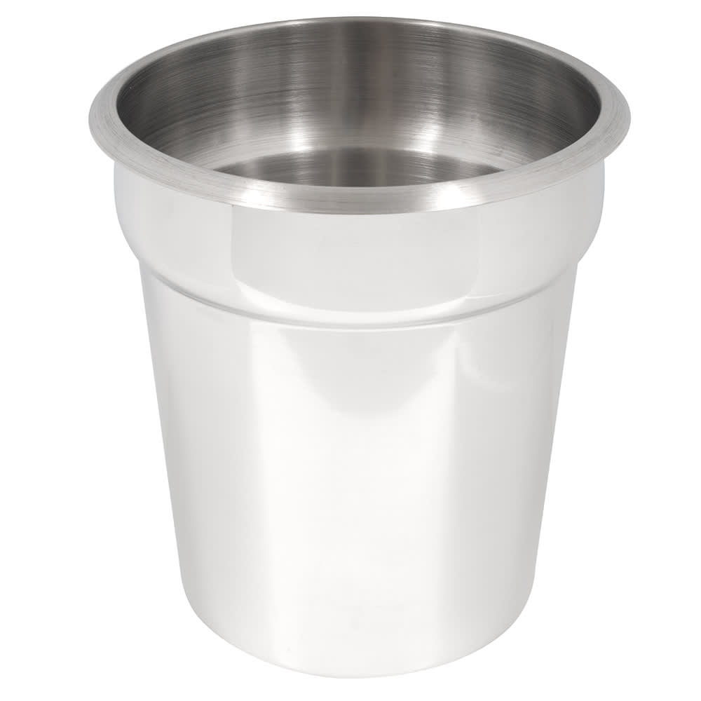 Winco INS-4.0 4-qt Inset, Stainless