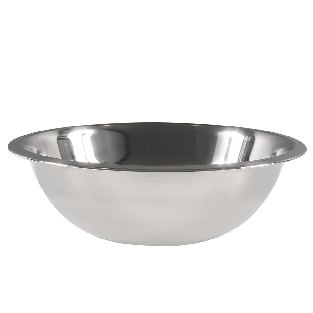 Winco MXB-300Q 3 qt Mixing Bowl, Stainless