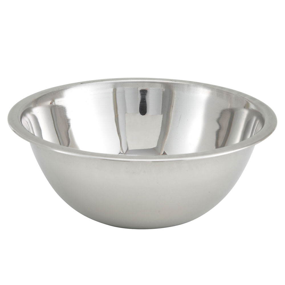 Winco MXBT-300Q 3-qt Mixing Bowl - Stainless