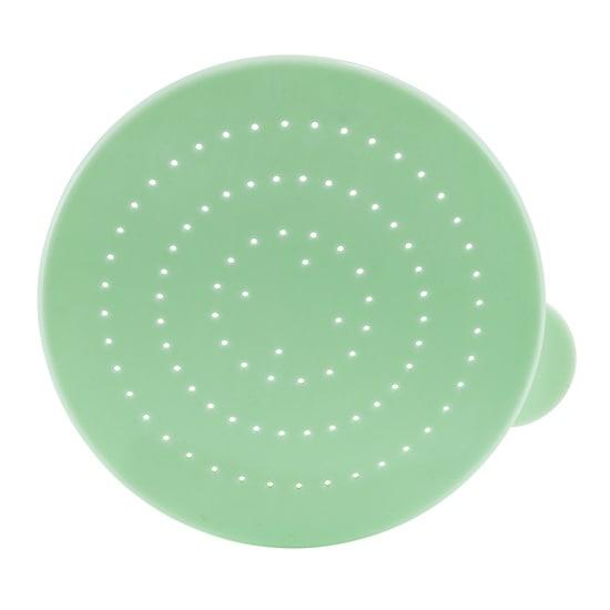 Winco PDG-GL Shaker/Dredge Lid, Mint Green