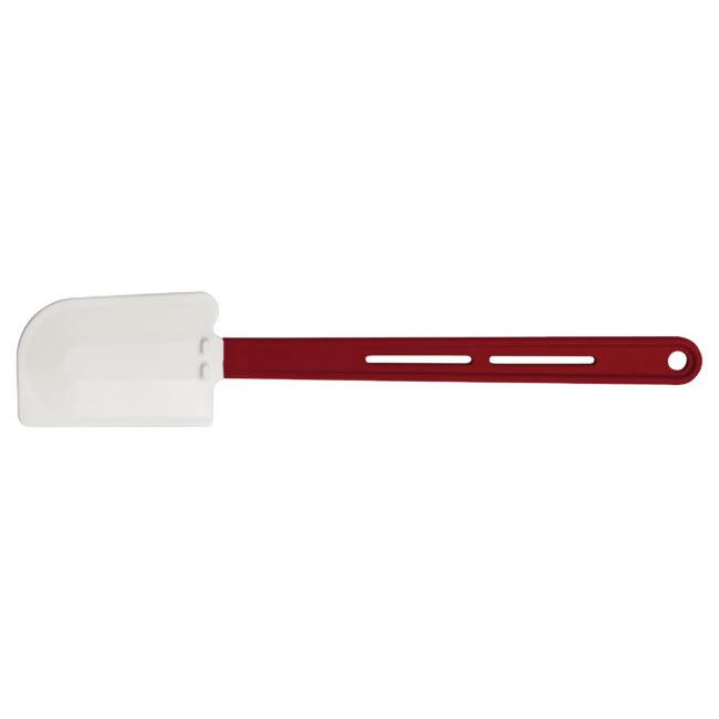 """Winco PSH-14 14"""" Scraper, Heat Resistant to 600 F, Silicone"""
