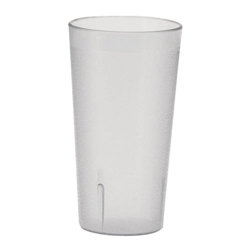 Winco PTP-05C 5-oz Pebbled Tumbler, Clear