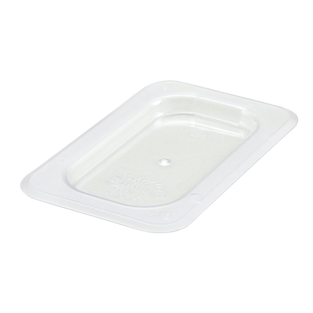 Winco SP7900S 1/9-Size Solid Food Pan Cover, Polycarbonate