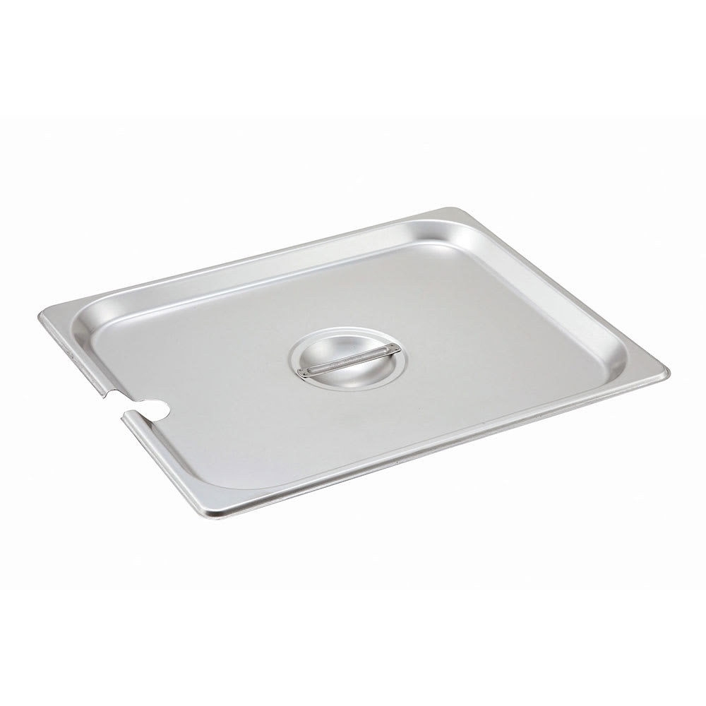 Winco SPCH Half-Sized Steam Pan Cover, Stainless