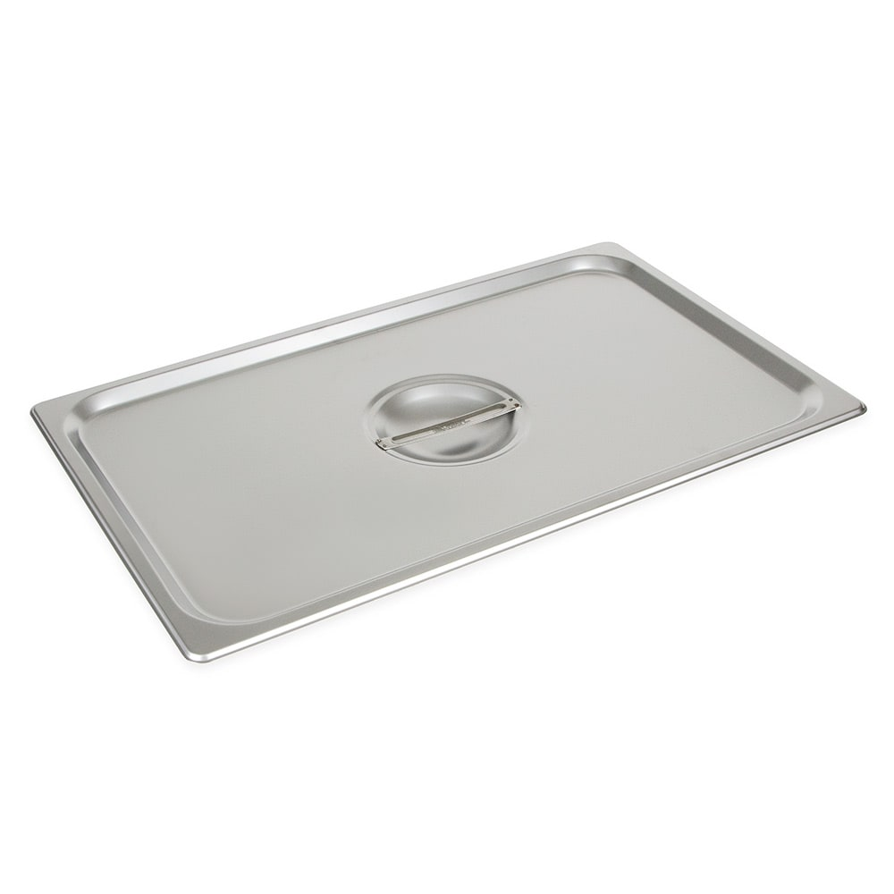 Winco SPSCF Full-Sized Steam Pan Cover, Stainless
