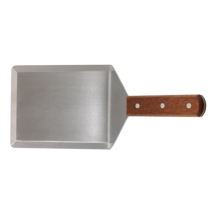 """Winco TN56 Tuner - 5x6"""" Blade, Wooden Handle"""