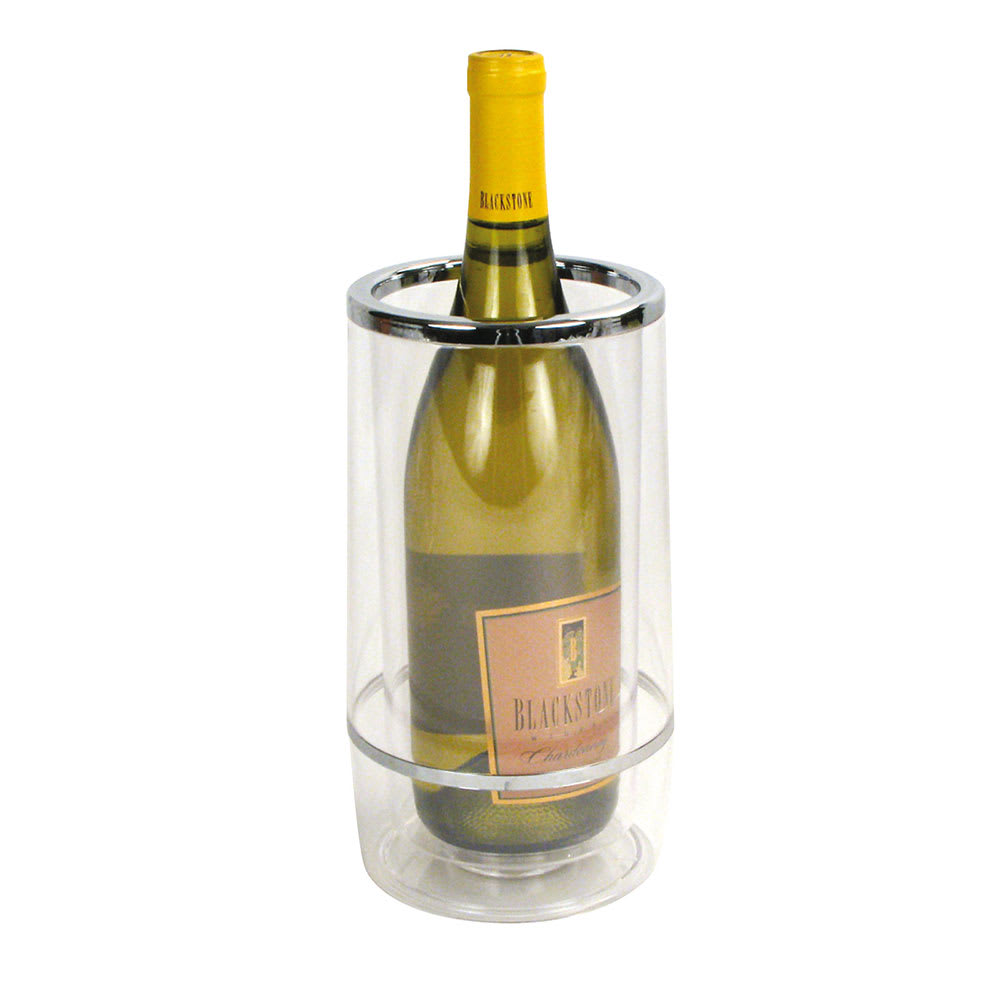 Winco WC-4A Wine Cooler, Acrylic, Clear