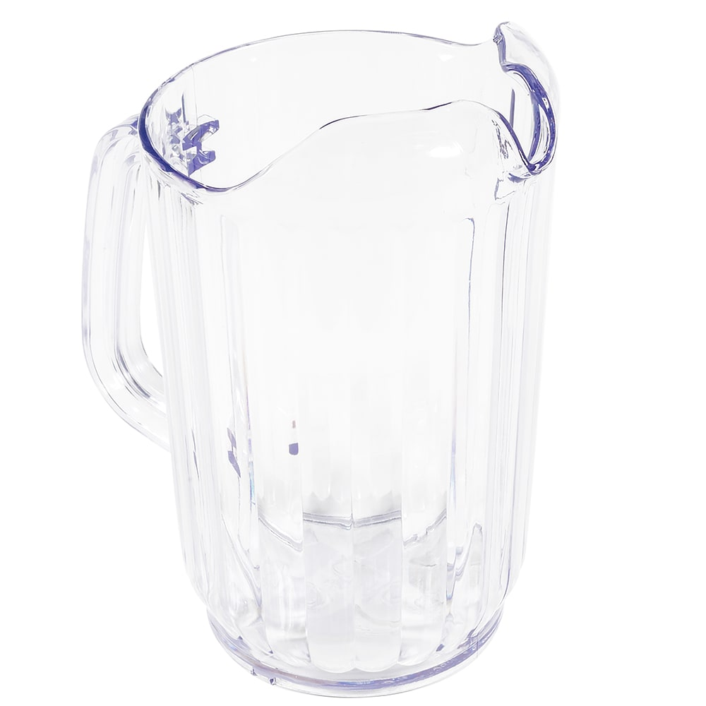 Winco WPC-32 32-oz Water Pitcher, Polycarbonate, Clear