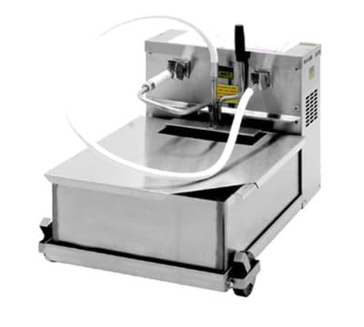 Winston F662A9 90-lb Commercial Fryer Filter - Suction, 120v