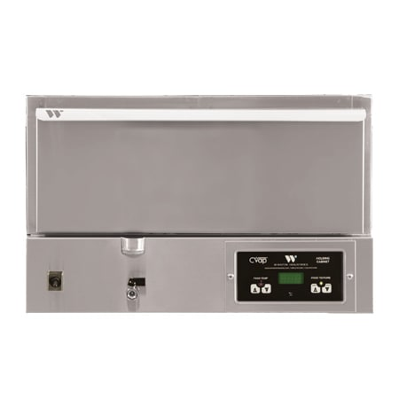 Winston HBB0D1 Hold & Serve Drawer - (2)Electronic Controls, (1) Drawer, Stainless, 120v