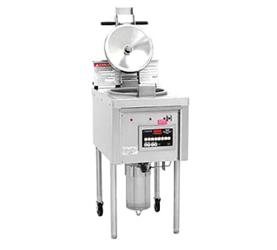 Winston LP46 64 lb Electric Pressure Chicken Fryer - 208v/3ph