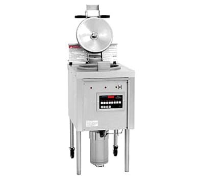 Winston LP56 75-lb Electric Pressure Chicken Fryer - 208v/3ph