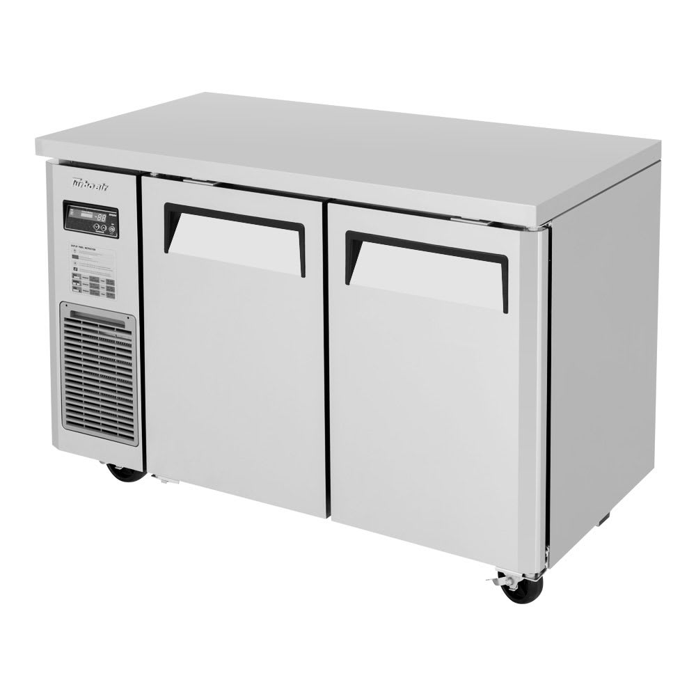 Turbo Air Jur 48s N6 8 3 Cu Ft Undercounter Refrigerator W