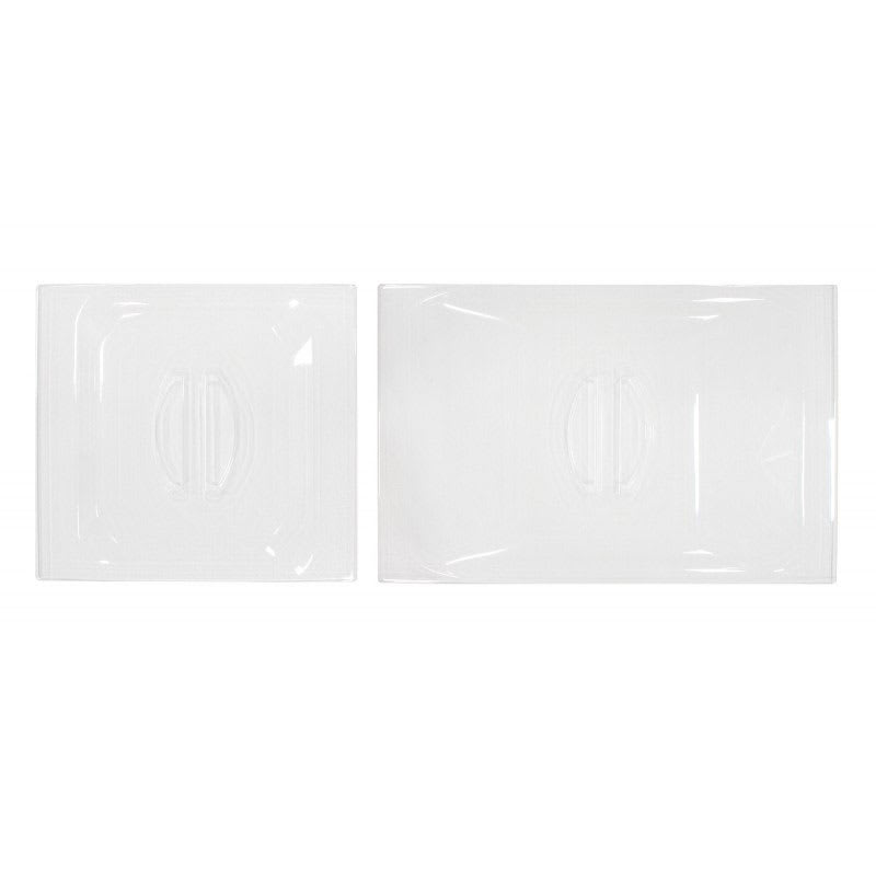 Turbo Air PC-72J Clear Food Well Covers for Turbo Air JBT-72