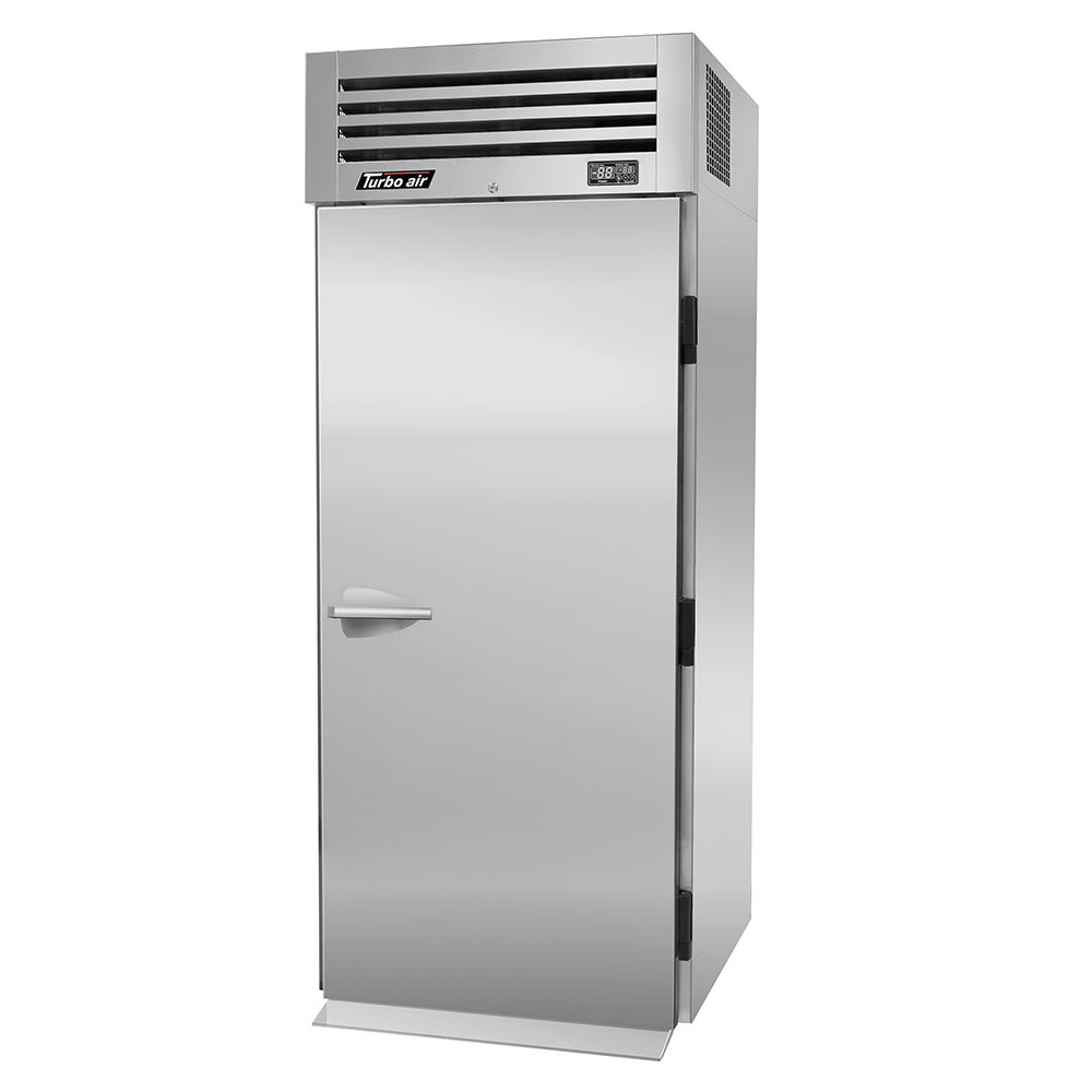 "Turbo Air PRO-26F-RI 34"" Single Section Roll-In Freezer, (1) Solid Door, 115v"