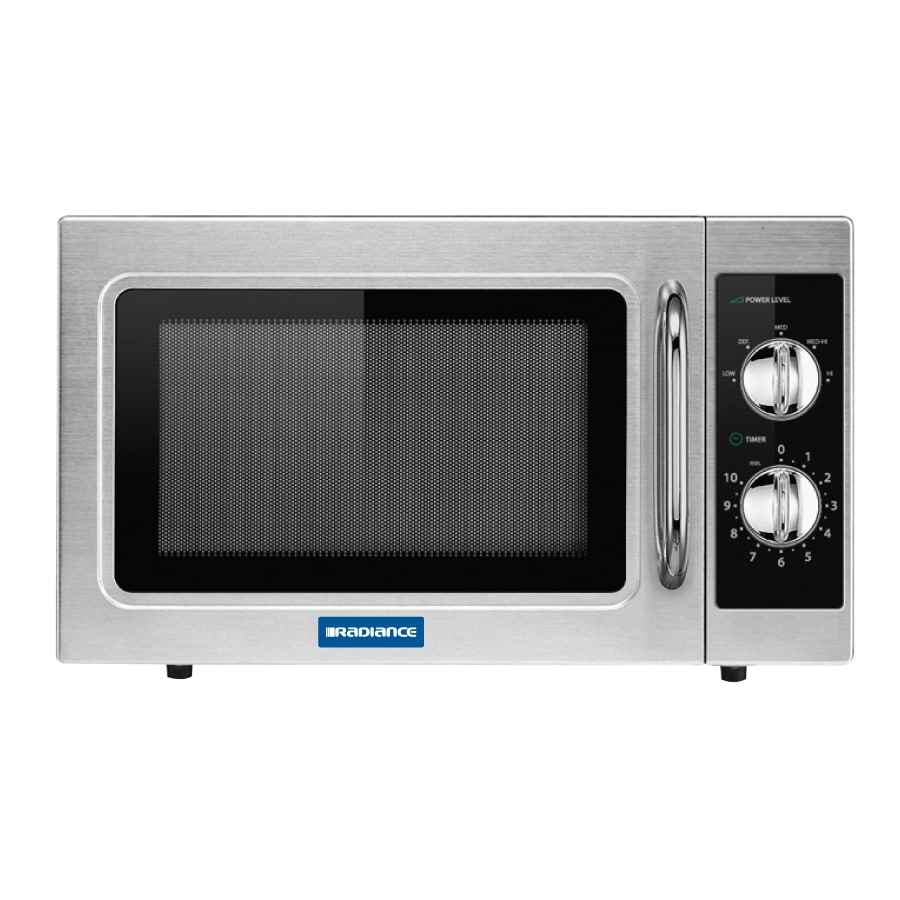 Turbo Air TMW-1100MR 1000w Commercial Microwave w/ Dial Control, 120v