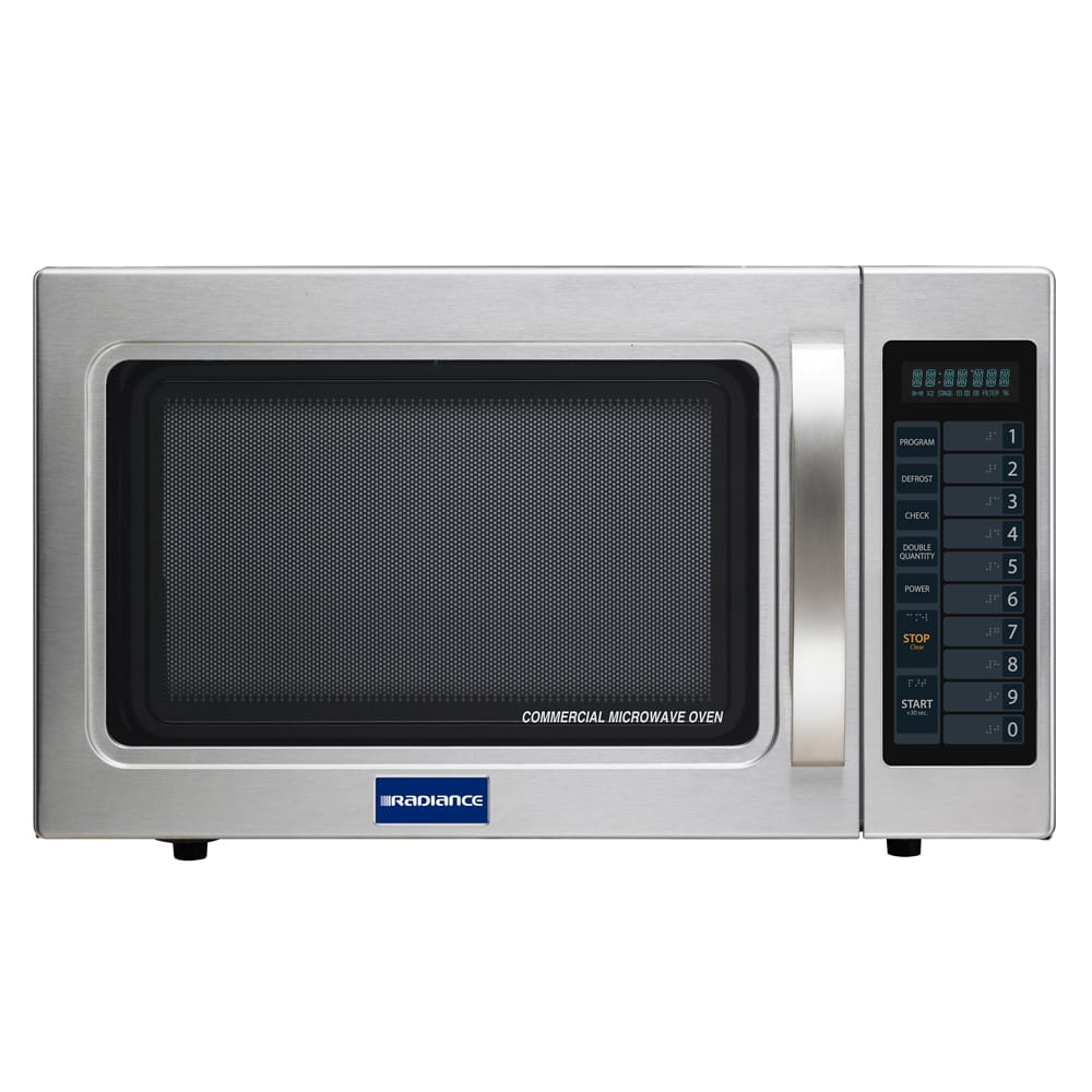 Turbo Air TMW-1100NE 1000w Commercial Microwave with Touch Pad, 120v