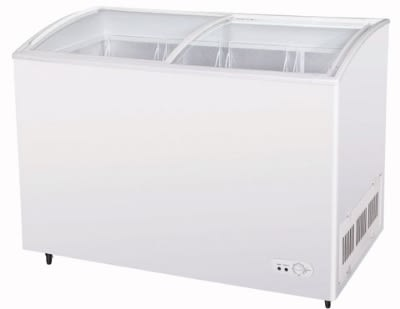 "Turbo Air TSD-60CF 51"" Mobile Ice Cream Freezer w/ 3-Baskets, 115v"