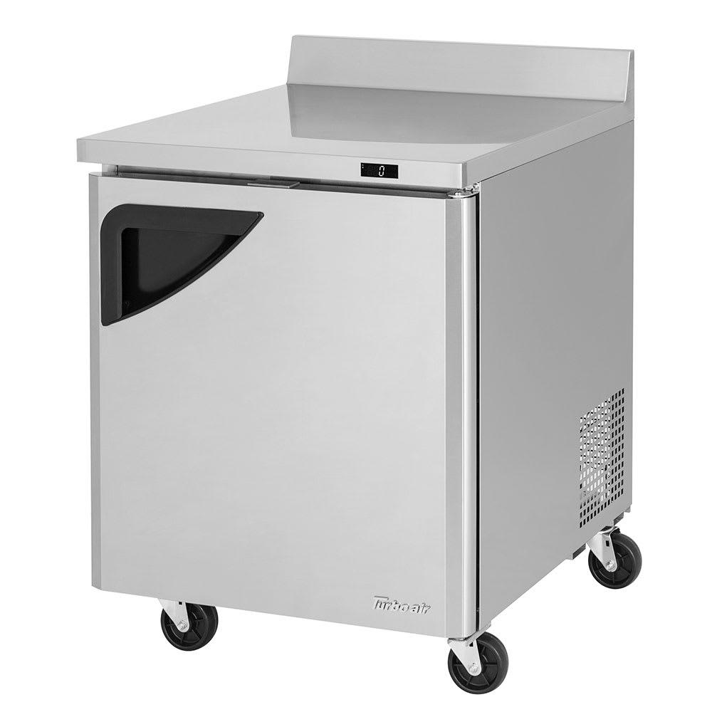 Turbo Air TWF-28SD-N 7 cu ft Worktop Freezer w/ (1) Section & (1) Door, 115v