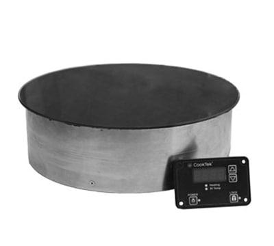 CookTek B651-RD Drop-In Commercial Induction Buffet w/ (1) Burner, 120v
