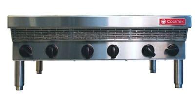 CookTek 641600 Countertop Commercial Induction Range W/ (6) Burners,  208v/3ph