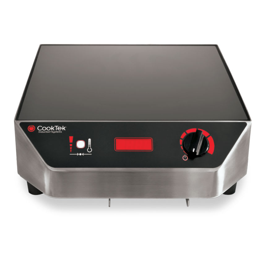 Superb CookTek MC3500 Countertop Commercial Induction Cooktop W/ (1) Burner,  200 240v/1ph