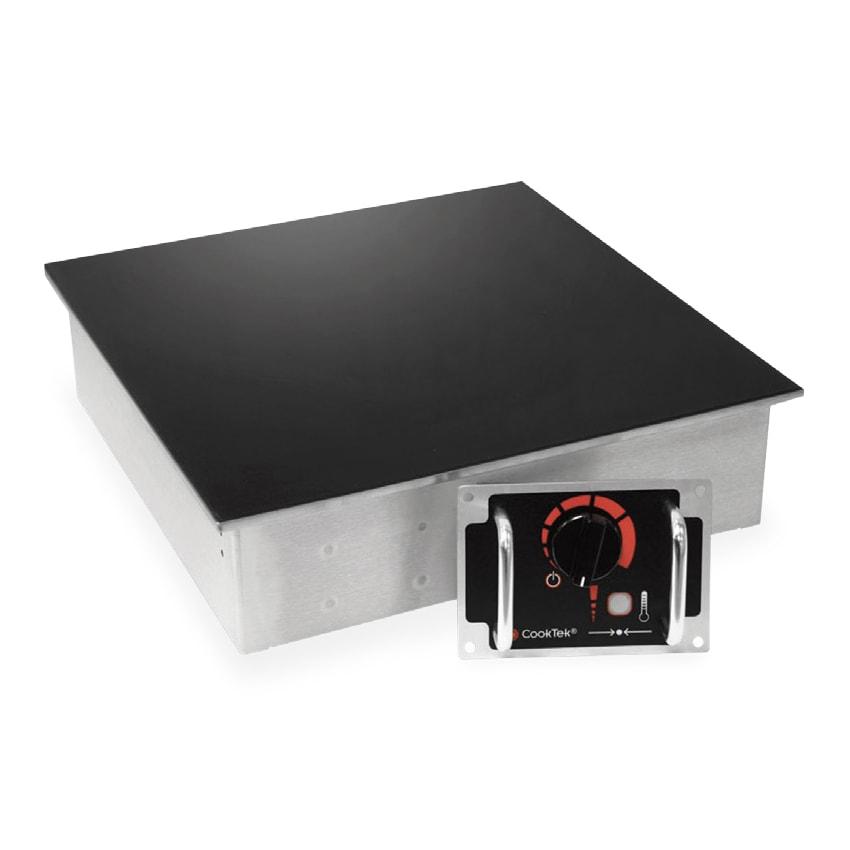 CookTek MCD3000 Drop-In Commercial Induction Cooktop w/ (1) Burner, 208-240v/1ph