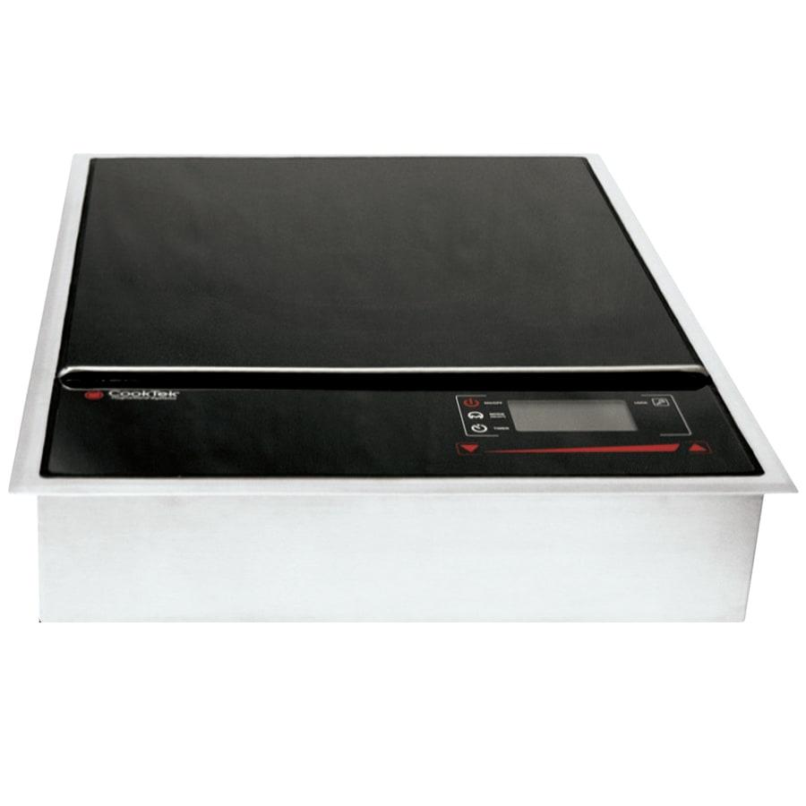 CookTek MCD3000G Drop-In Commercial Induction Cooktop w/ (1) Burner, 200 240v/1ph