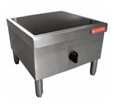 CookTek MSP-7000-200 Floor Model Commercial Induction Stock Pot Unit w/ (1) Burner, 208v/3ph