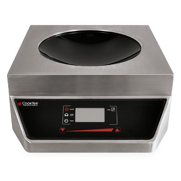 CookTek MW3000G Countertop Commercial Induction Wok Unit, 200-240v/1ph
