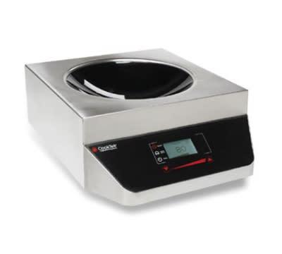 CookTek MW3500G Countertop Commercial Induction Wok Unit, 200-240v/1ph