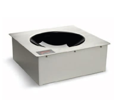 CookTek MWDG1800 Drop-In Commercial Induction Wok Unit, 100 120v
